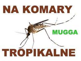 Sprzedaż Mugga na kleszcze i komary