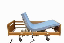 Łóżko rehabilitacyjne elektryczne + materac Myślibórz