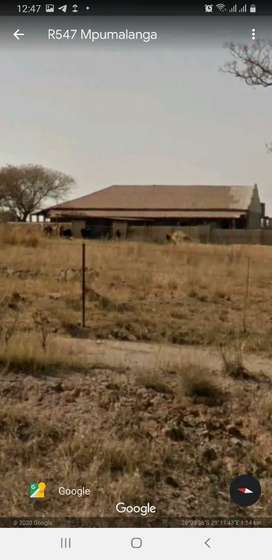Farm to let for grazing