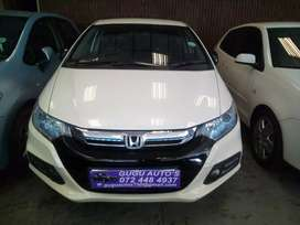 2013 Honda Insight Hybrid 1.5 with 100000km, Petrol, Automatic