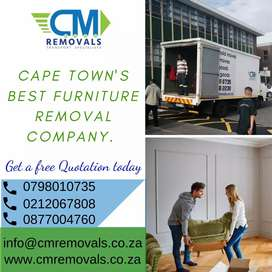 Furniture Removals in Vanderbijlpark and Vereeniging