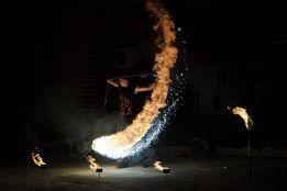 Вогняне, вогняно-піротехнічне, світло-піротехнічне шоу