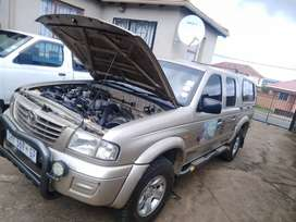 Very good condition and am saleling because I other bakkies