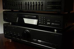 TECHNICS Усилитель/эквалайзер/CD + акустика