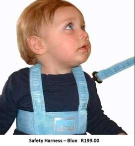 Safety Harness – Blue & Pink