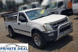 2006 ISUZU KB250 FLEETSIDE SC