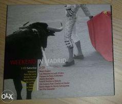 Pieprz i Wanilia 2 + Verve Remixed + Weekend in Madrid + Elle