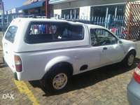 Image of Bakkie for sale.