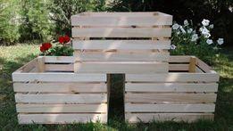 Skrzynka drewniana dekoracyjna skrzynki drewniane 50x40x30 NOWE