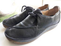 Туфли,мокасины Clarks pUK5/38(24,5см)