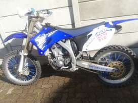 2007 yz 450f forsale