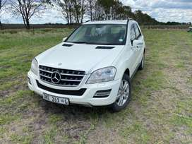 Mercedes Benz ML350 Cdi 4 Matic