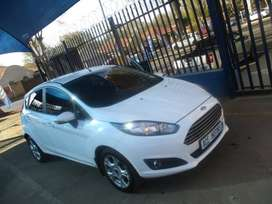 2016 FORD FIESTA 1.0 ECOBOOST AUTOMATICTIC