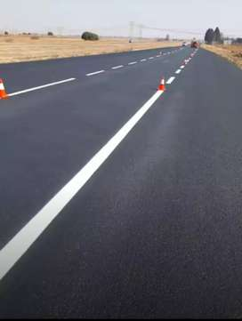 Road Markings, Car parking and painting of pavements