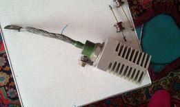 Тиристор с радиатором