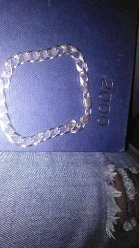 925 silver chain 19 cm made in Italy