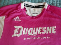 Sportowa oryginalna bluzka, t-shirt Adidas Climalite.