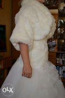 Свадебное платье для самой красивой невесты!!!