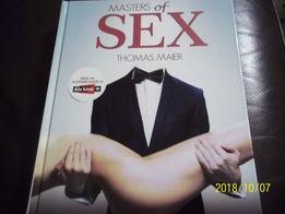 Ksiazka Masters of Sex T. Maier