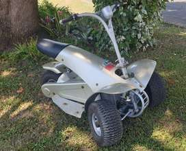 Electric 36 volt Three wheeled scooter for golfing or mobility
