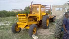 BELL 1206 TL HAULERMATIC TRACTOR WITH 12CUBE HYDRAULIC TIPPER R69 000