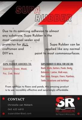 Liquid Rubber from Supa Rubber - LAST ORDER DAY FOR THE YEAR