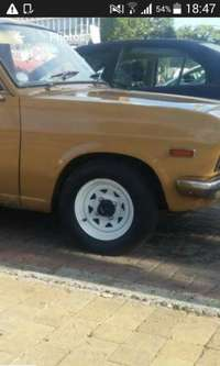 Image of Nissan champ wheels to swop