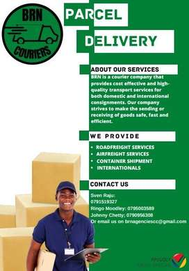 BRN COURIERS