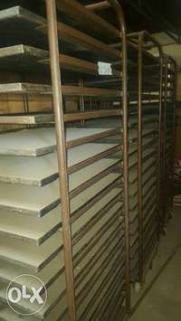 Bread cooling racks steanless,steel 0