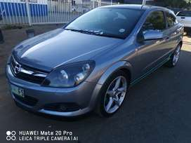Opel Astra 2.0L GTC turbo in good condition