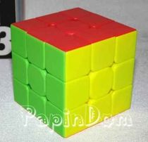 Кубик Рубика 3х3 Magic, Качественный!!!