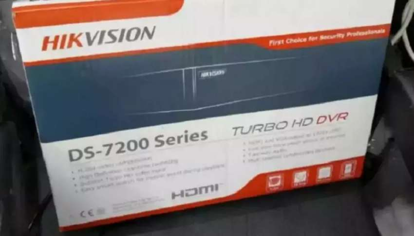 Two 2 CCTV camera Complete cameras sale and installation 0