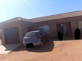 House at winterveld price negotiable