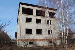 Дом недострой в Глубочице (большая коробка, без внутренних работ)