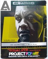 Bez litości - Equalizer 4K UHD Steelbook (2014) PL
