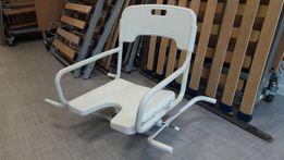 Krzesło fotel wannowy obrotowy
