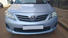 Toyota Corolla 1.6 engine