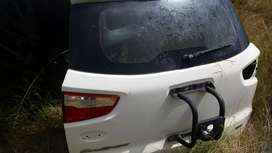 Parts of  Ford ecosport