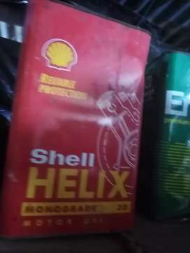 Shell, 5 L, can