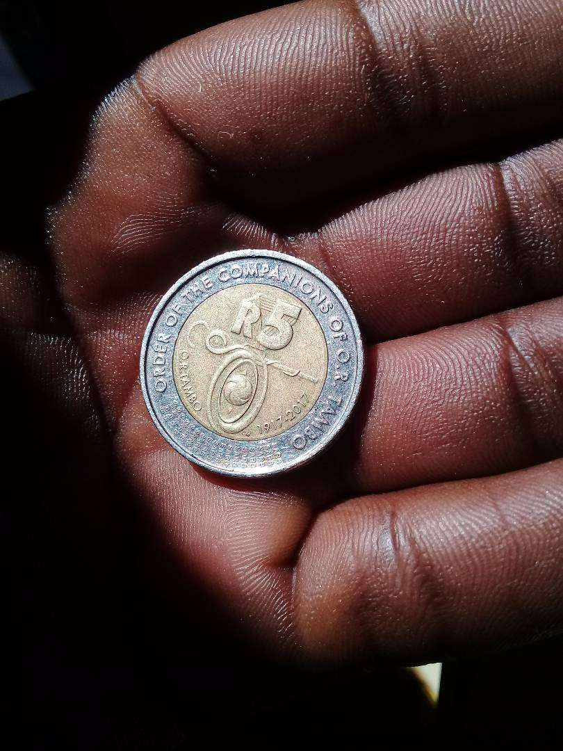 R5 OR Tambo coins 0