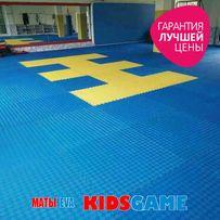 Спортивные маты-пазлы для занятий спортом по лучшей цене в Украине!
