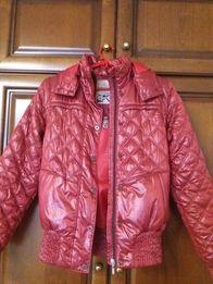Демисезонная куртка /жилет 2 в1на девочку новая,куртка осень весна 44р