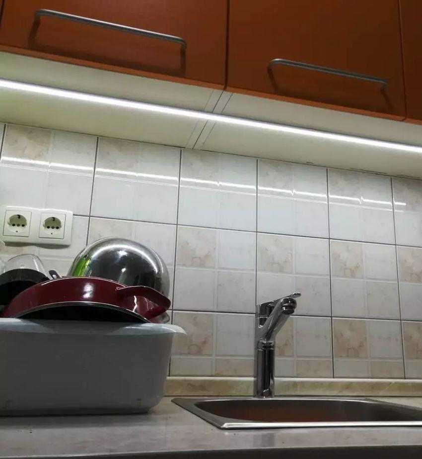 Luči za osvetlitev kuhinjskega pulta 0