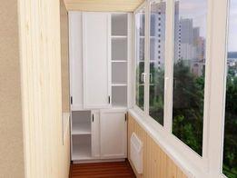 Кладовка на балкон