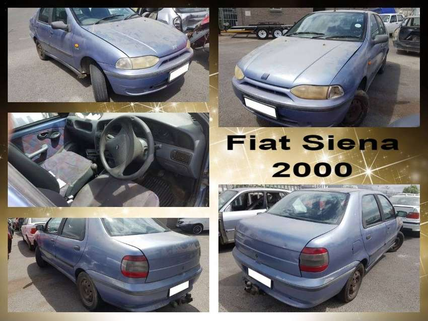 Fiat Siena 2000 spares for sale. 0