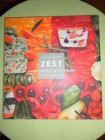 ZEST: Finnish Artists in the kitchen, Mirja von Knorring, Otava, 164 s