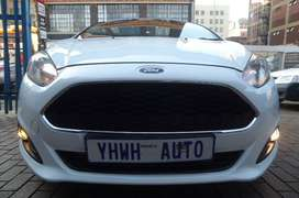 2017 #Ford #Fiesta 1.4 #Ambiente Manual #MINT 40,000km Cloth YHWH AUTO