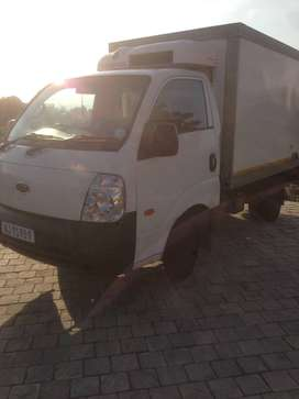 Affordable Refrigerated Bakkie for Hire