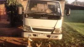 For sale jmc 2.8 diesel dubbel cab