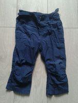 Spodnie spodenki jak zara smyk hm 51015 r74